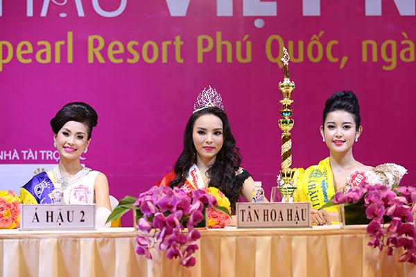 Hoa hậu Việt Nam là cơ hội để vẻ đẹp phụ nữ Việt tỏa sáng