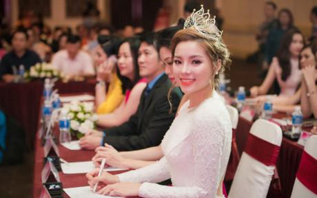 Họp báo – Khởi động Hoa hậu Việt Nam 2016