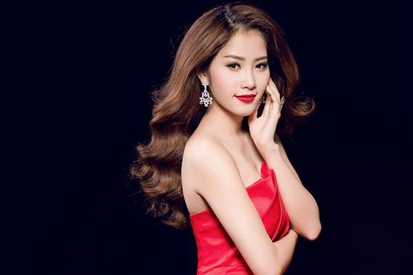 Hoa khôi Nam Em muốn dự thi Hoa hậu Việt Nam 2016