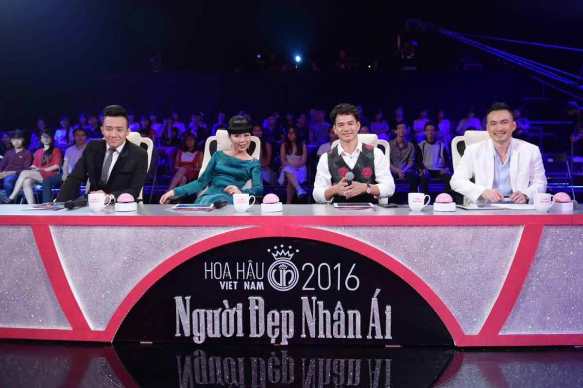 Thí sinh Hoa hậu Việt Nam 2016 gây xúc động với dự án Nhân ái tại Cần Giờ