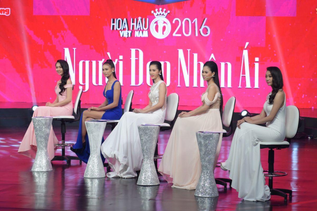Hoa hậu Việt Nam 2016 – Người Đẹp Nhân Ái | Trailer