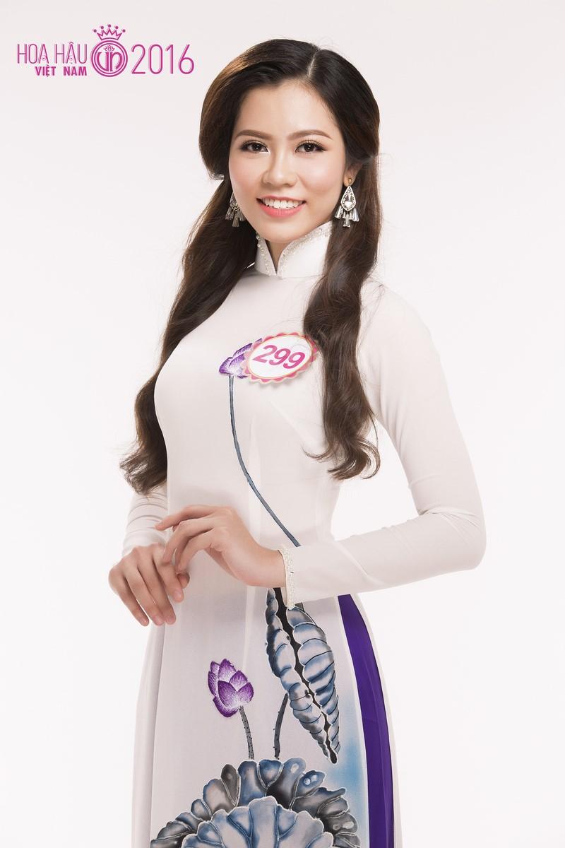 Thí sinh Trần Thị Phương Thảo