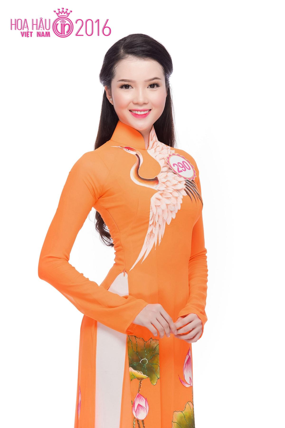 Huỳnh Thúy Vi (Hoa khôi Sinh viên Cần Thơ 2014)