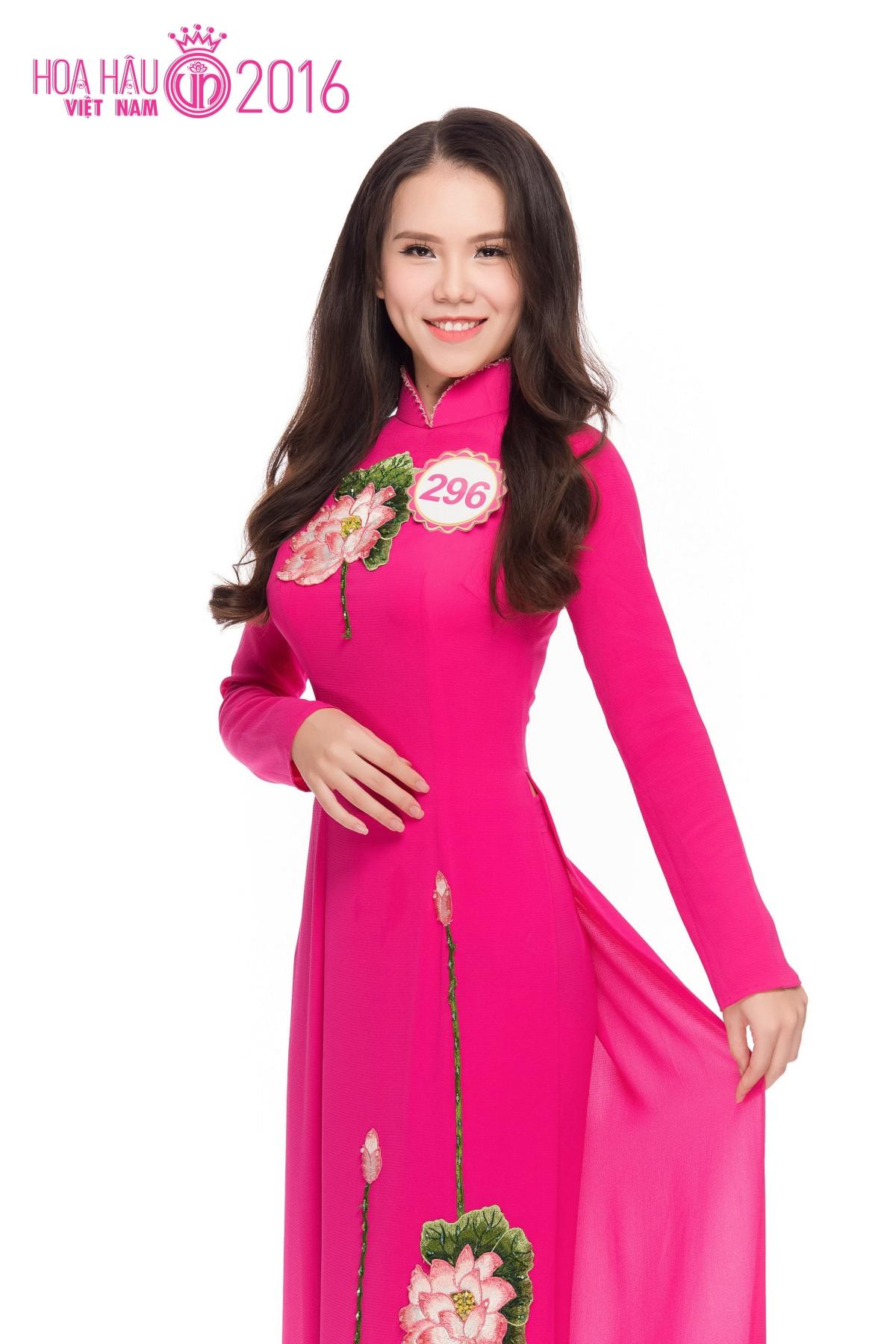 Thí sinh Trịnh Phương Trang
