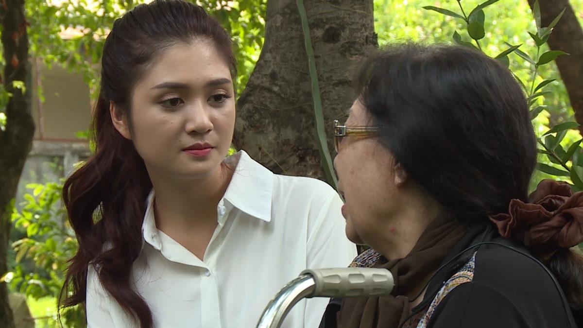 Dự án của thí sinh Trần Huyền Trang khiến bốn bình luận viên rơi nước mắt