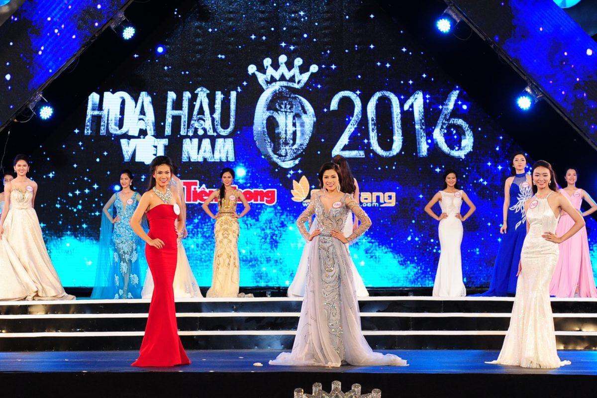 Lộ diện 18 gương mặt xuất sắc bước vào đêm chung kết toàn quốc Hoa hậu Việt Nam 2016