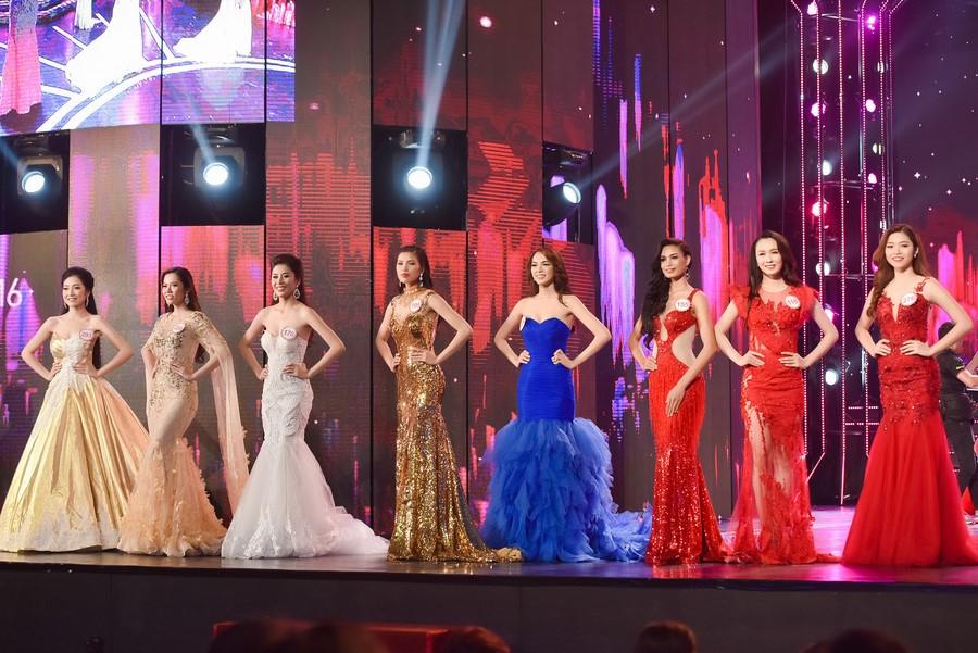 Những thí sinh HHVN 2016 với chiều cao lý tưởng tỏa sáng trong đêm Chung Kết – NTT Vipteen
