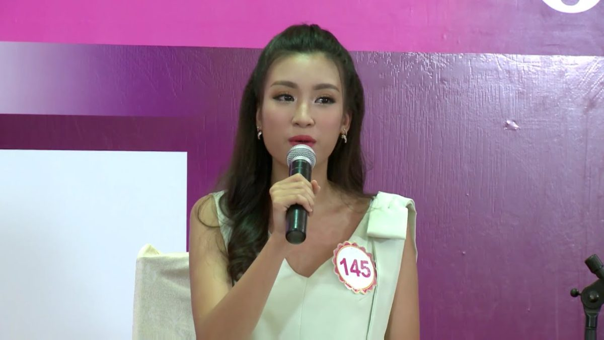 Tiếng hát ấm áp, lay động lòng người của Hoa Hậu Việt Nam 2016 – Đỗ Mỹ Linh