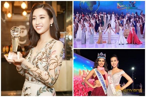 Nhìn lại hành trình đạt danh hiệu Hoa hậu Nhân ái Miss World 2017 của Đỗ Mỹ Linh