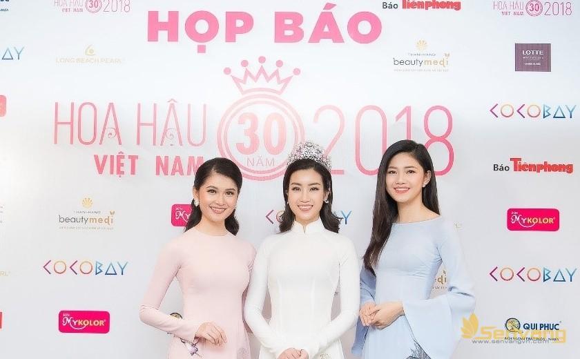 Hoa Hậu Việt Nam 2018 mới khởi động đã tạo sức hút lớn với các doanh nghiệp