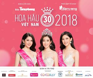 Thể lệ & Đơn đăng ký dự thi Hoa hậu Việt Nam 2018