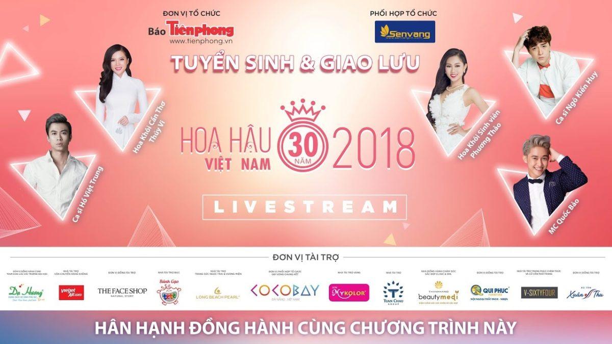 Livestream – Tuyển sinh và Giao lưu HHVN 2018 tại ĐH Ngoại thương Hà Nội