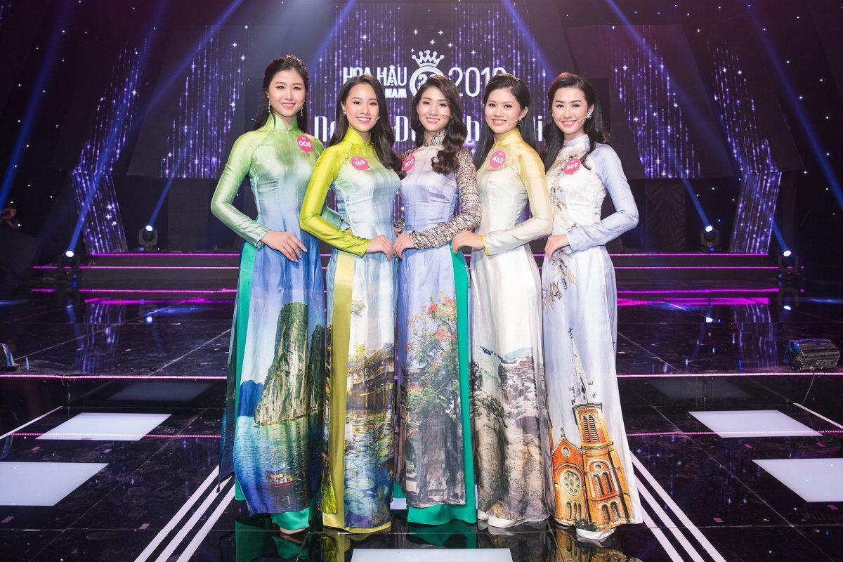 Thí sinh Hoa hậu Việt Nam 2018 gây ngạc nhiên khi tiết lộ quá khứ từng làm phụ hồ