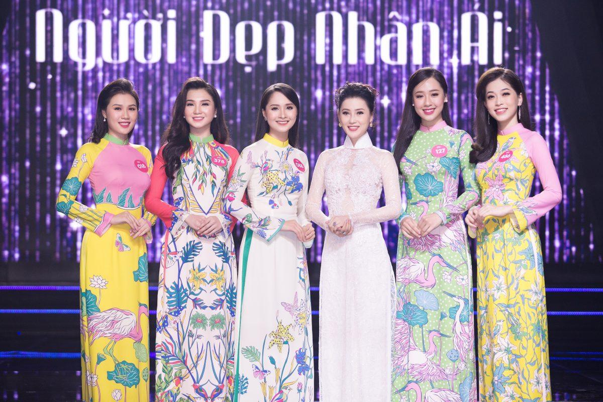 Hoa Hậu Việt Nam 2018 – Người Đẹp Nhân Ái:  Nơi cái đẹp sản sinh ra cái đẹp
