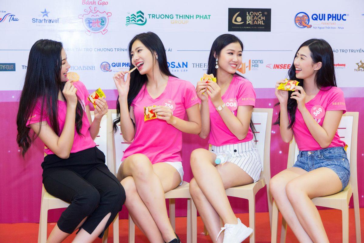 24h đến giờ G – Thí sinh Hoa Hậu Việt Nam căng thẳng nhưng vẫn đầy ắp niềm vui