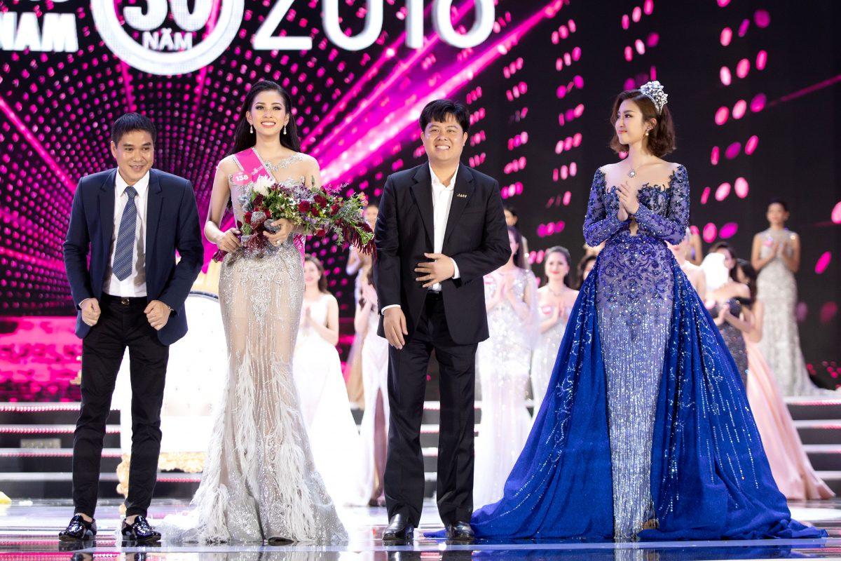 Hoa hậu Việt Nam 2018 – Chỉnh chu từ khâu  lựa chọn đối tác