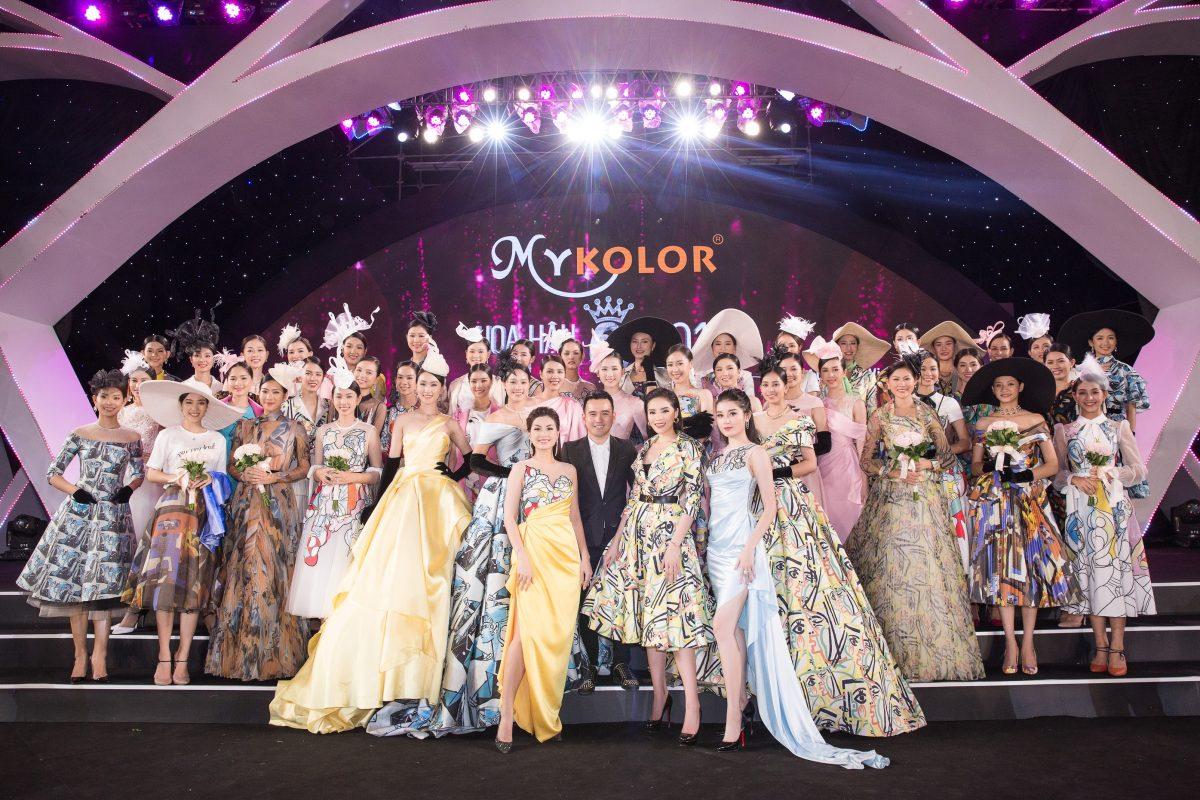Người đẹp Thời trang – Đêm diễn quy mô làm nên thành công chung của Hoa hậu Việt Nam 2018