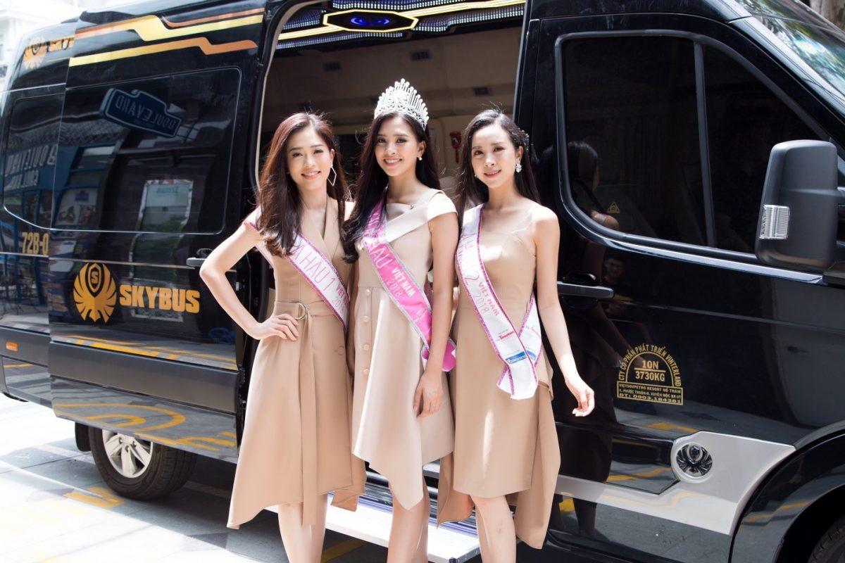 """Skybus giới thiệu Solati Pro – """"Át chủ bài"""" mới cho thị trường limousine cao cấp"""