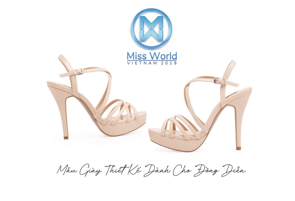 Dolly Shoes – Thương hiệu giày thiết kế của các cuộc thi Hoa hậu danh giá