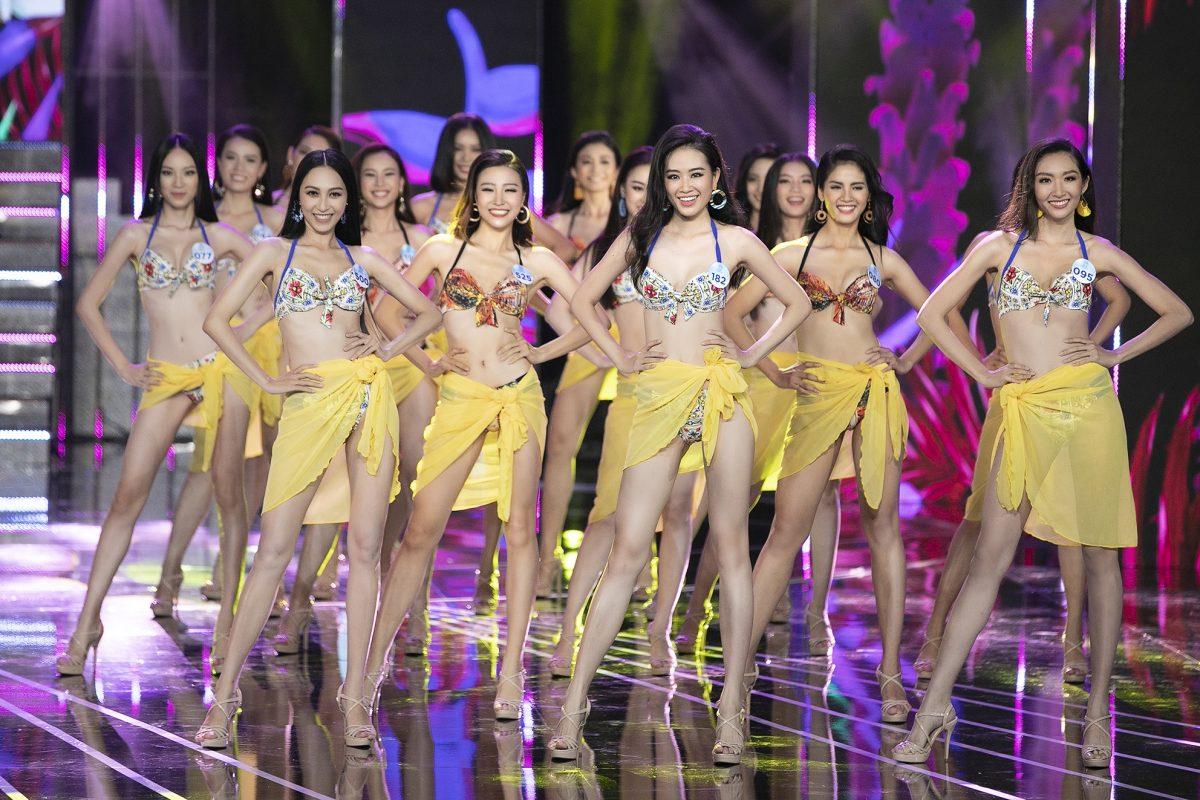 Những gương mặt đầu tiên vào chung kết Miss World Vietnam 2019