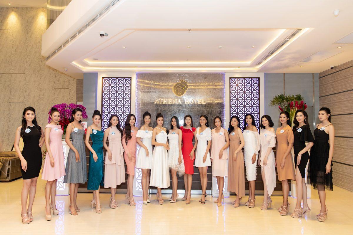 Thí sinh Miss World Vietnam 2019 hội tụ, chính thức bắt đầu cuộc đua chinh phục vương miện