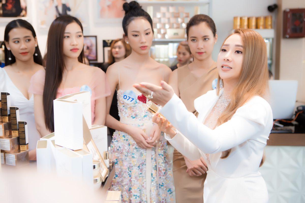 Top 20 thí sinh xuất sắc nhất Hoa Hậu Thế Giới Việt Nam 2019 cùng YHL – Mỹ phẩm chính thức của các Hoa Hậu