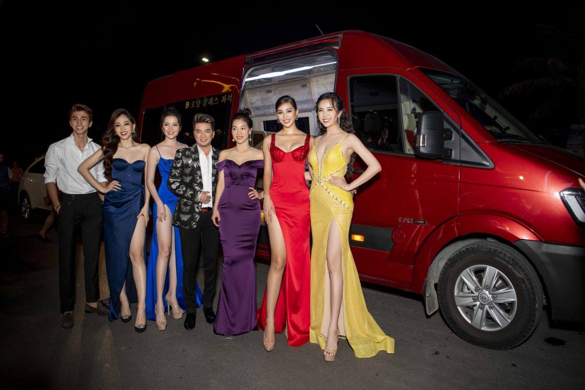 Dàn sao Việt đổ bộ Chung khảo phía Bắc Miss World Vietnam 2019