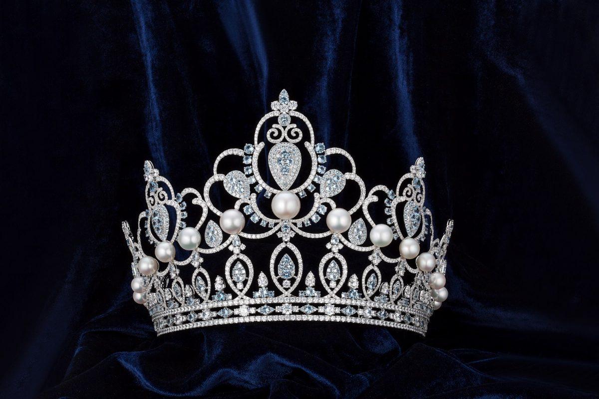 Thương hiệu ngọc trai Long Beach Pearl chi 3 tỷ đồng chế tác vương miện Miss World Việt Nam 2019
