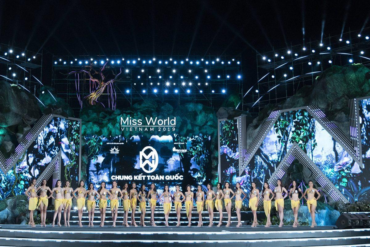 Ngắm nhìn hình ảnh xuất sắc của Top 3 Miss World Vietnam trong hành trình chinh phục vương miện