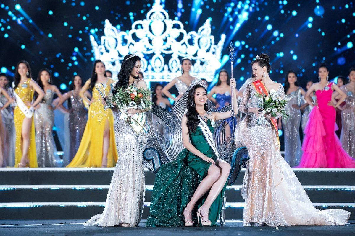 Qui Phúc và những dấu ấn đáng nhớ tại Miss World Vietnam 2019