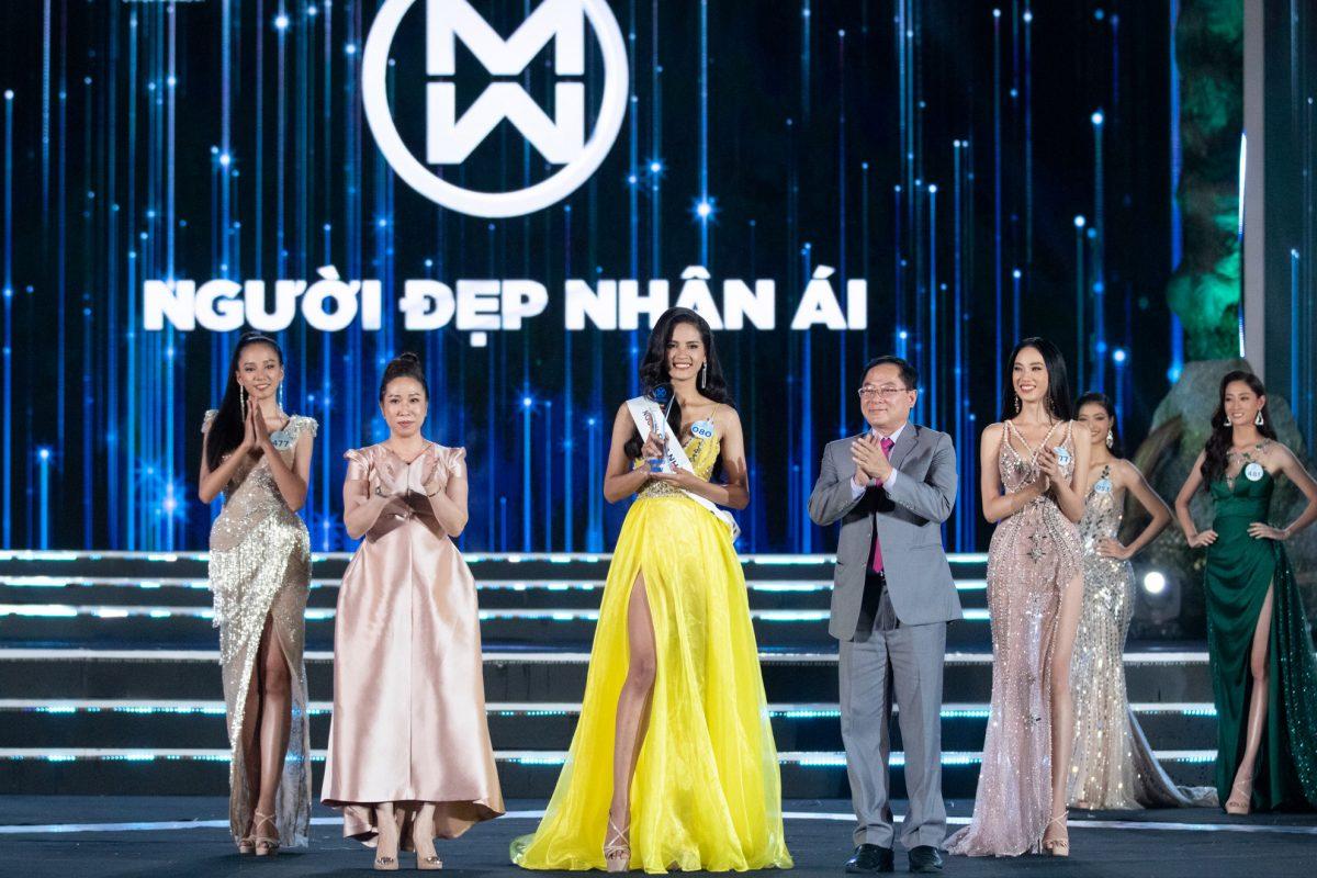 Ngắm nhìn nhan sắc của các người đẹp đạt giải tại Miss World Vietnam 2019