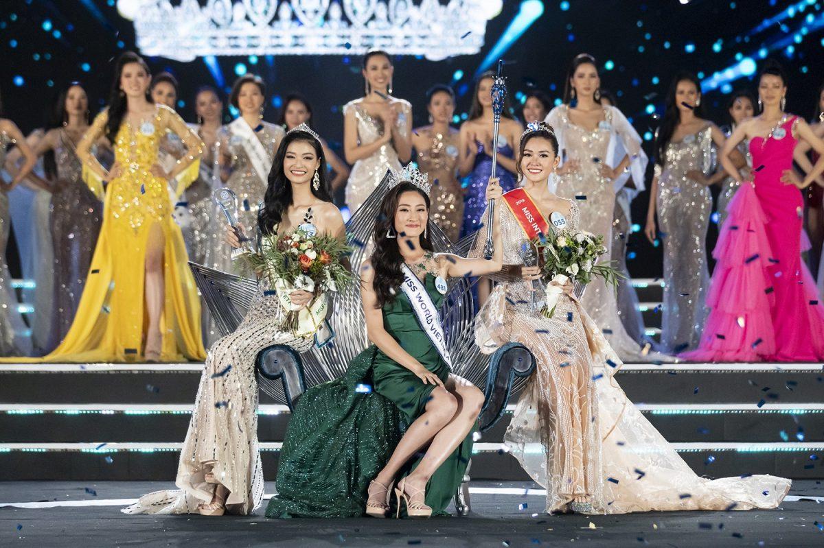 Vương miện Long Beach Pearl – vật phẩm may mắn cho Hoa hậu