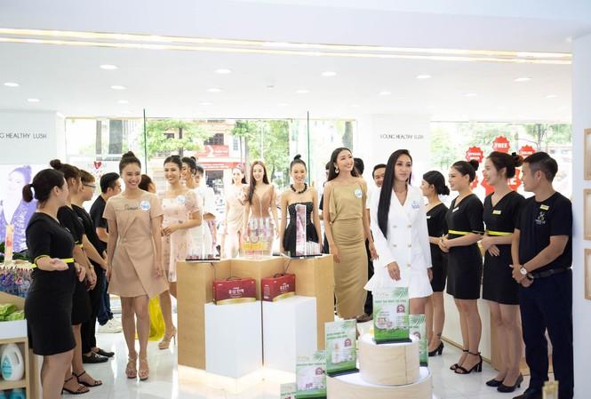Bí mật đằng sau sắc vóc dáng rạng rỡ của thí sinh Miss World Vietnam 2019