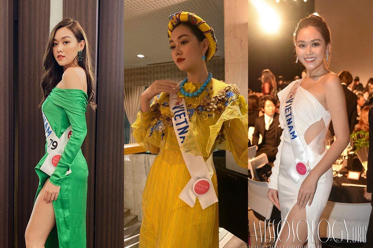 Bên cạnh nhan sắc và khả năng thuyết trình, đây là yếu tố giúp Tường San ghi tên vào Top 8 Miss International 2019