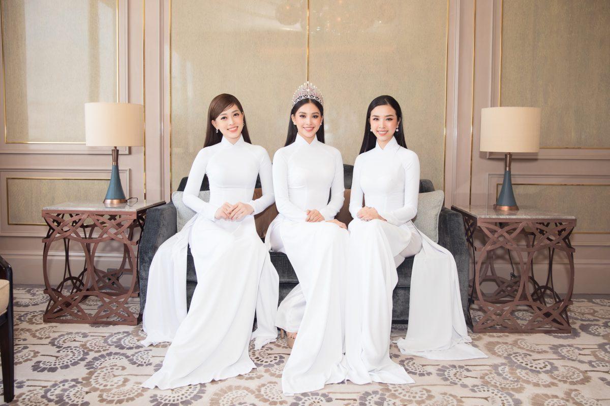 Dàn người đẹp hội tụ tại khách sạn Caravelle Sài Gòn dự họp báo Hoa hậu Việt Nam 2020
