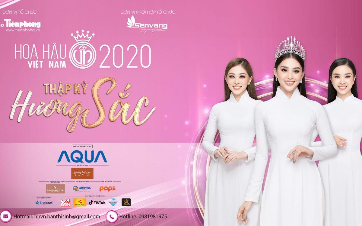 Hướng dẫn chi tiết cách gửi Hồ sơ đăng ký dự thi Hoa Hậu Việt Nam 2020