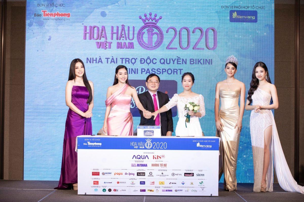 Bikini Passport chính thức trở thành Nhà tài trợ độc quyền bikini tại Hoa hậu Việt Nam 2020