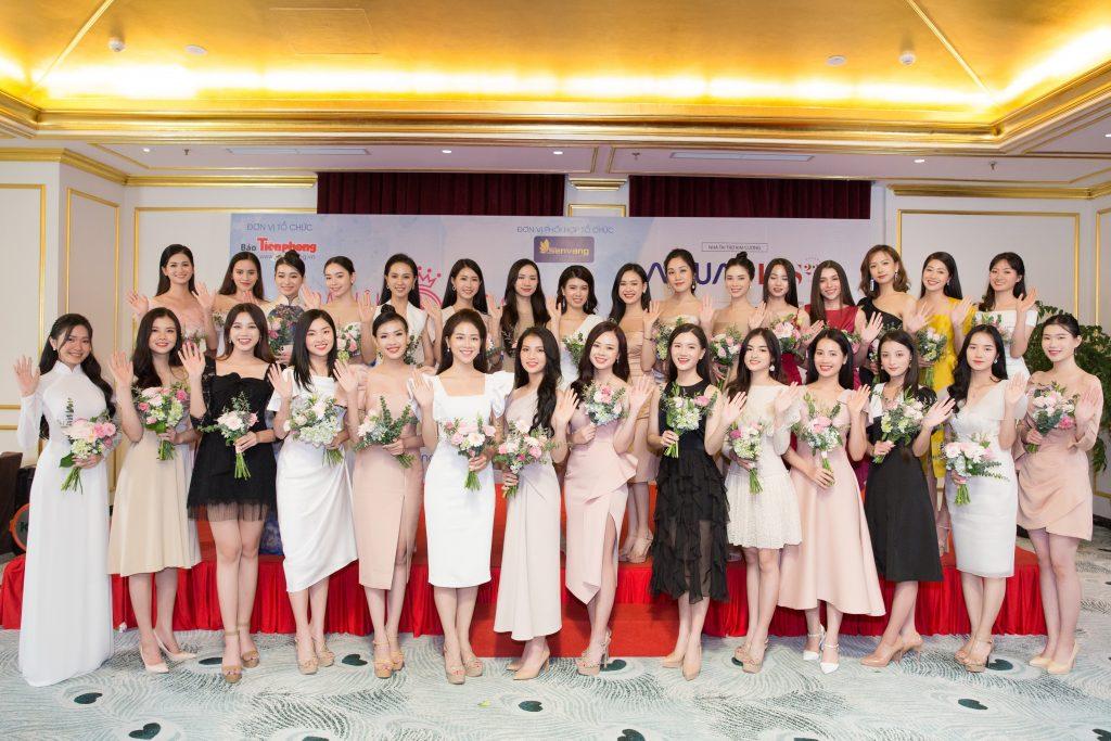60 gương mặt xuất sắc vào Bán kết Hoa hậu Việt Nam 2020