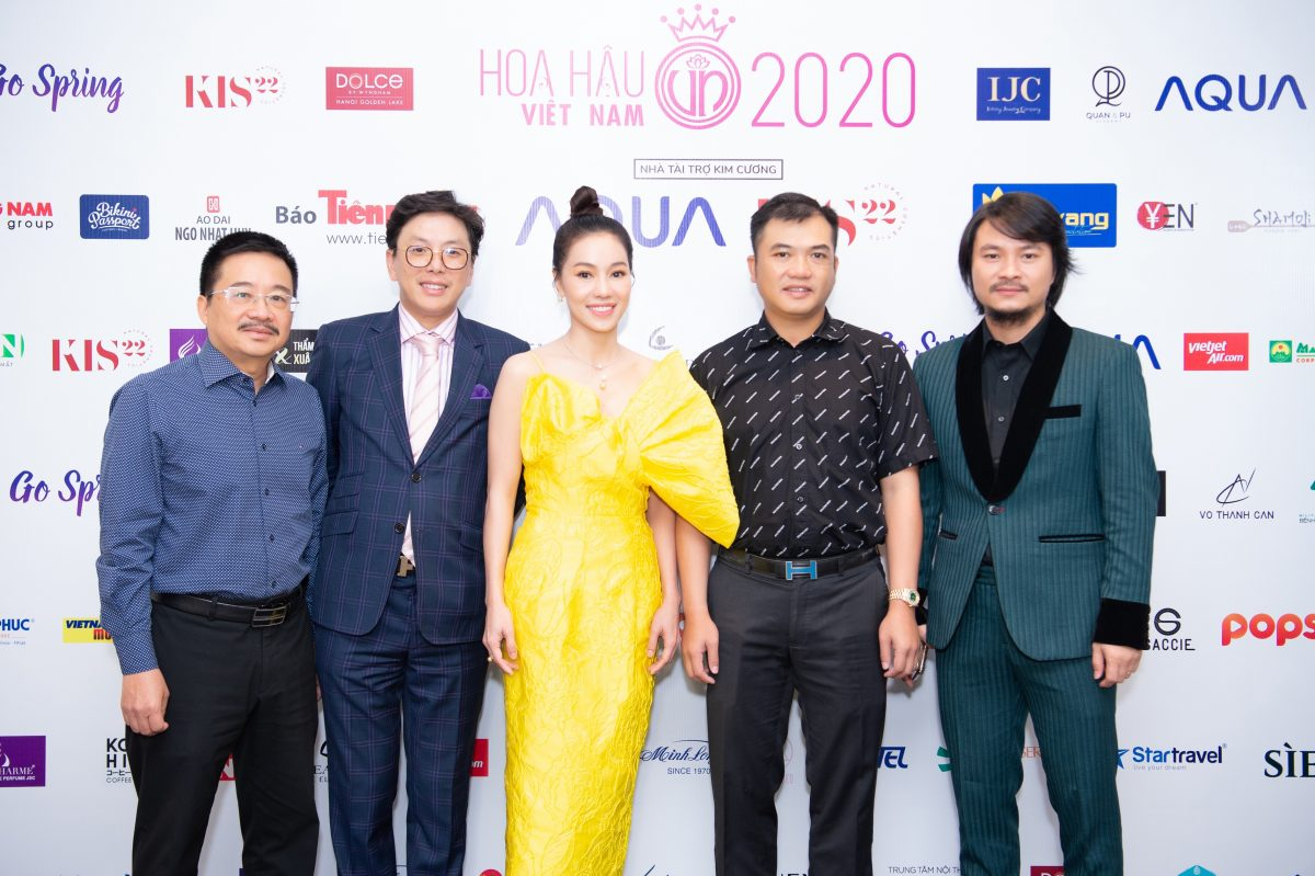 DOLCE HÀ NỘI GOLDEN LAKE LÀ ĐƠN VỊ ĐĂNG CAI VÒNG BÁN KẾT TOÀN QUỐC HHVN 2020