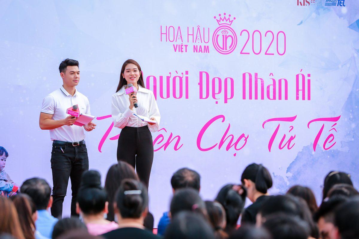 PHG LOCK ĐỒNG HÀNH CÙNG DỰ ÁN NHÂN ÁI HHVN 2020
