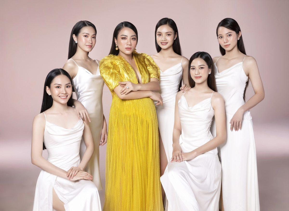 Top 35 Hoa hậu Việt Nam 2020 đẹp rạng rỡ cùng Mỹ phẩm KIS 22 và CEO Lê Thị Hồng Nhung
