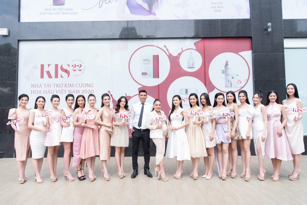 """CEO Lê Thị Hồng Nhung và câu chuyện """"không cho phép mình bỏ cuộc"""" cùng các thí sinh Hoa hậu Việt Nam 2020"""