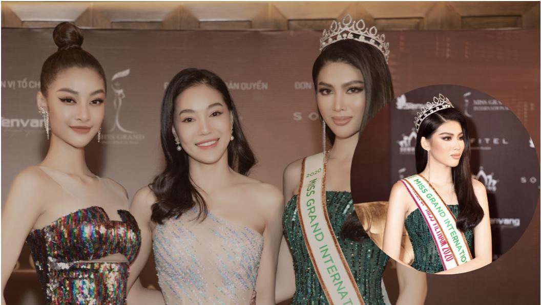 Chính thức: Á Hậu Ngọc Thảo họp báo qua livestream công bố đại diện Việt Nam tham dự Miss Grand International 2020